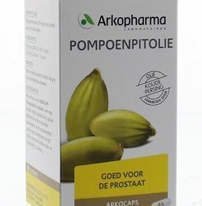 Arkocaps Pompoenpitolie 45ca