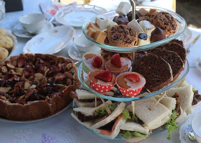 Gezellige high tea bij deze locaties in Rotterdam