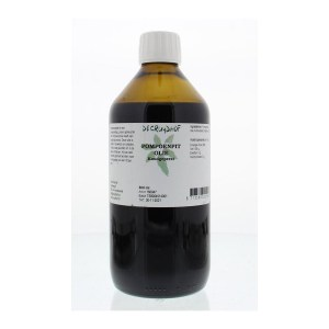 Cruydhof Pompoenpitolie koudgeperst 500 ml
