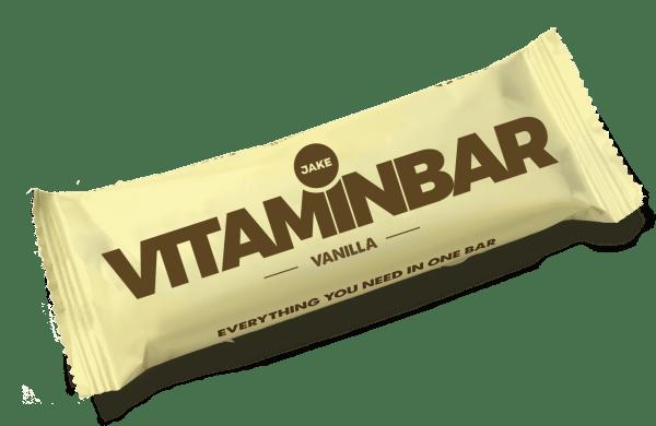 Jake Vitaminbar - Vanille - 20 repen