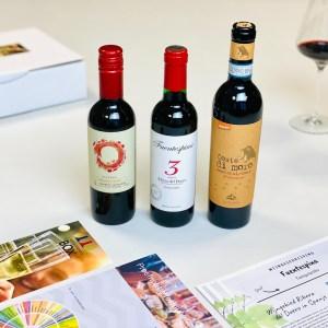 Mini-Wijntrip Populair Rood