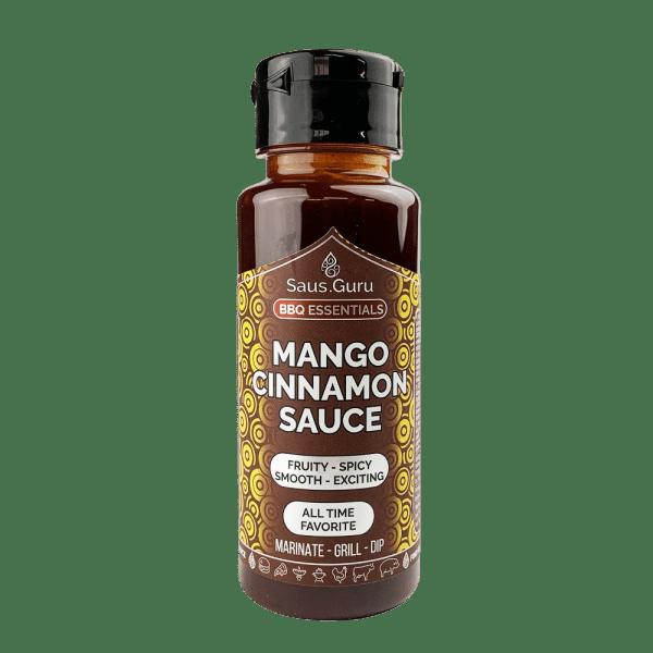 Saus Guru - Mango Cinnamon