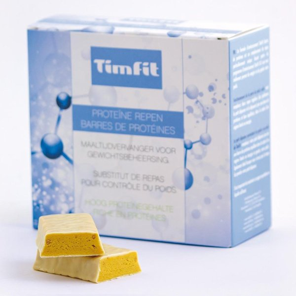 Juicy Lemon | Afvallen met TimFit SX5 - Maaltijdvervanger - Eiwitreep - Maaltijdreep