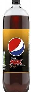 Pepsi Pepsi - Max Ginger 2 Liter