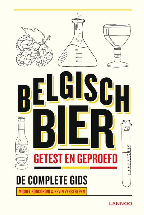 Belgisch bier - Kevin Verstrepen, Miguel Roncoroni - Hardcover (9789401452885)