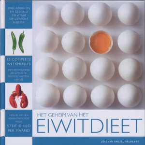 Het geheim van het eiwitdieet