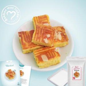 Boterkoek bakpakket - Cadeau - Bakmix - Recept - Bakvorm| Borrel Experience