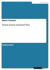 Donna Gracia und Josef Nasi