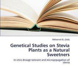 Genetical Studies on Stevia Plants as a Natural Sweetners