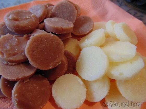 borstplaat zelf maken recept sinterklaas