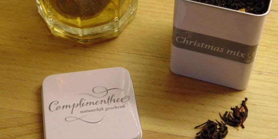 ComplimentenThee thee geschenkset kado tip kerst