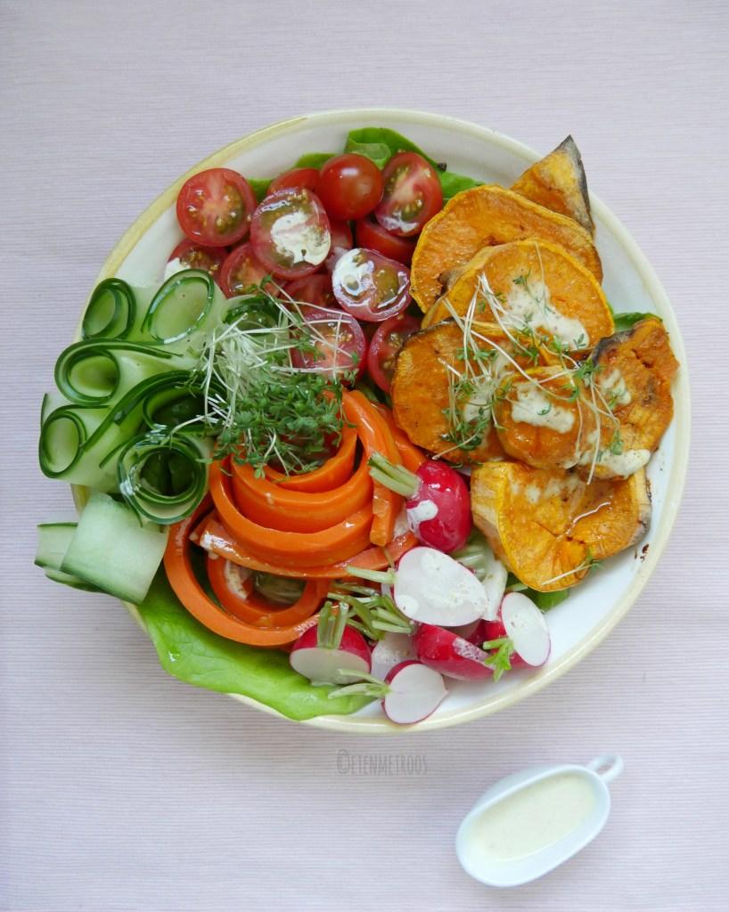 hollandse groentenbowl