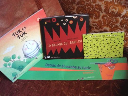 literatura infantil por 100 pesos