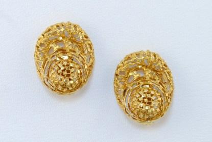 ilias LALAoUNIS Earrings in 18K Yellow Gold