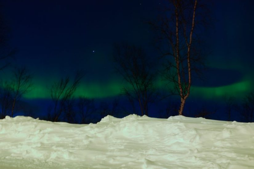 northern lights stf turiststation