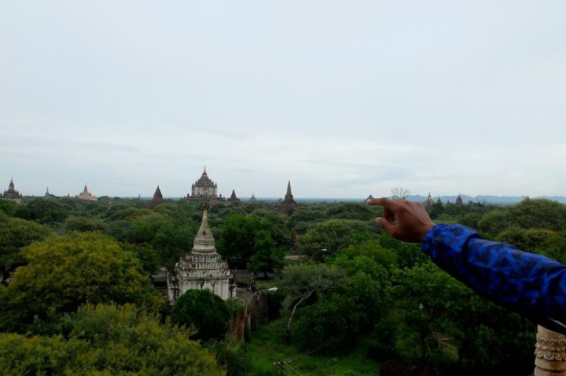 To truly visit each of Bagan's temples would take a lifetime. It's an incredibly humbling feeling.