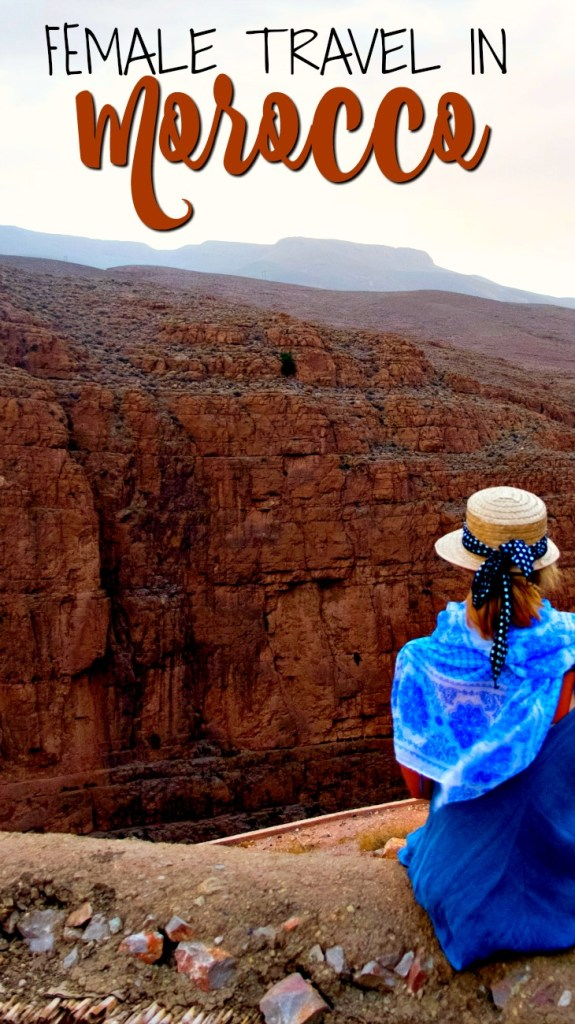 Traveling Morocco as a woman is equal parts exhilarating and exhausting. Is it right for you? Click to read about my experience and see my advice for making it a more pleasant, trouble-free experience