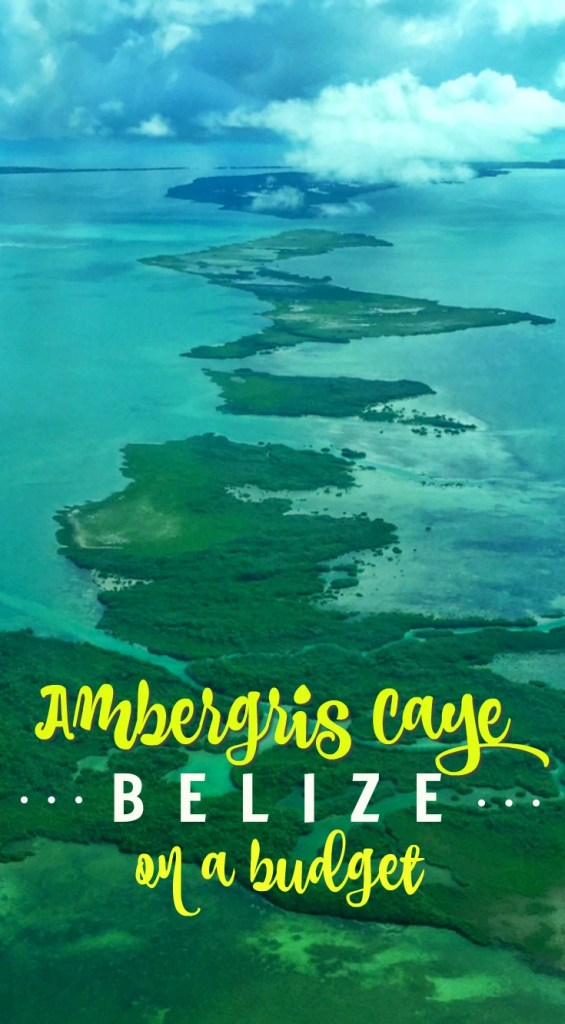 From incredible snorkeling to beachside sunsets, Ambergris Caye in Belize is THE place for a budget getaway!