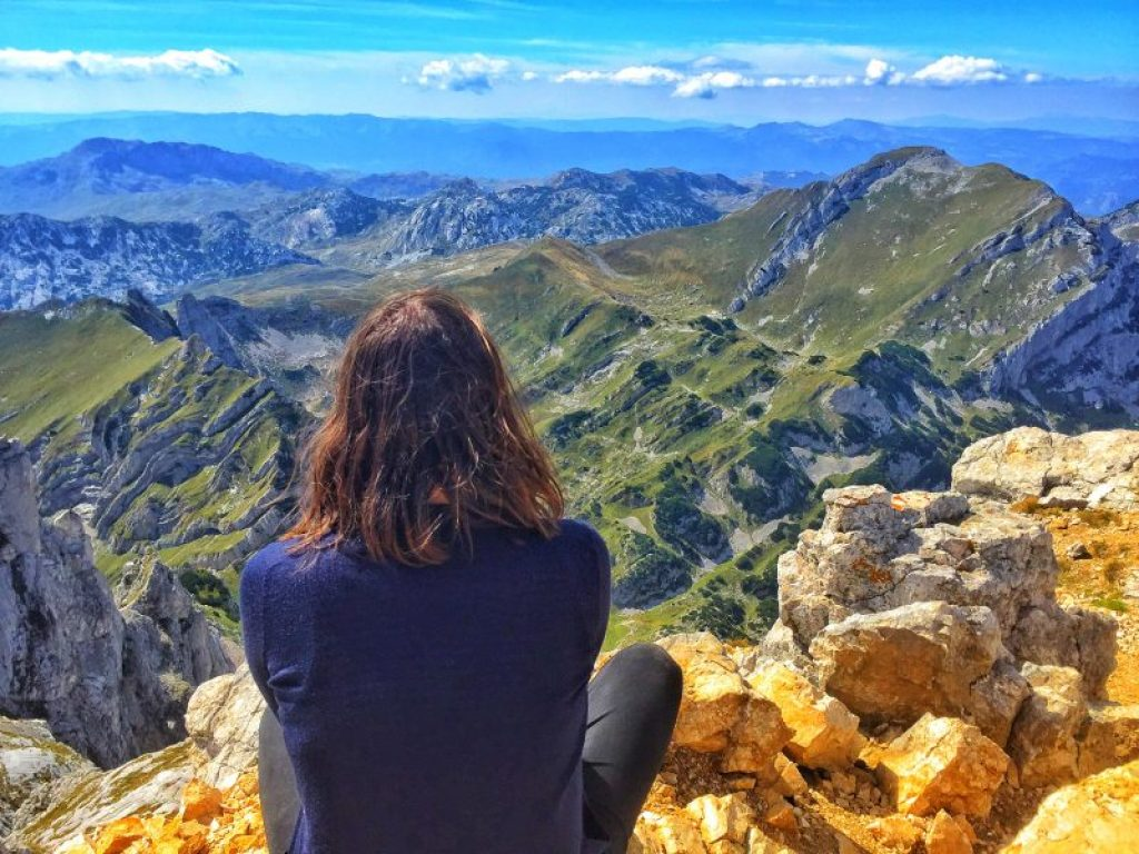 Years ago, If you told me I'd have summitted a mountain, I'd have laughed in your face.