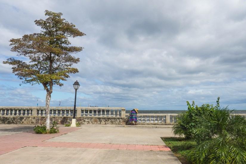 Lake Nicaragua stroll, a popular pastime in Granada Nicaragua