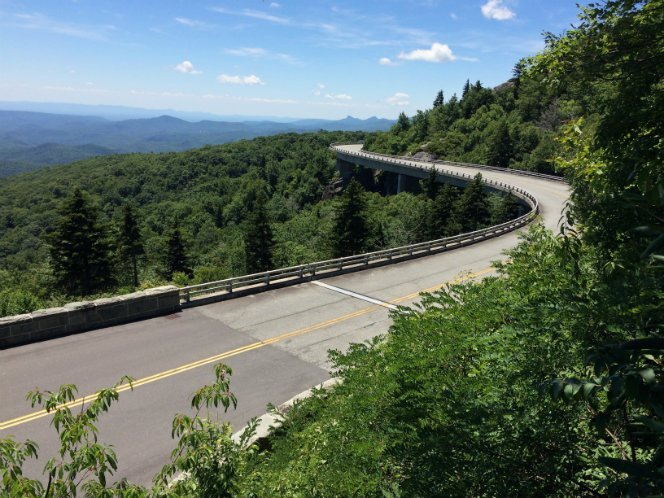 One of the best American road trips - The Blue Ridge Parkway
