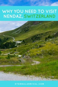 Nendaz, Switzerland - a town of ski chalets and resorts in the Alps - is also pure luxury to travel to in the summer. Check out this stunning place in the Valais region and explore festivals, mountain biking, spa days, mountain walks, fondue and other foods, & so much more!