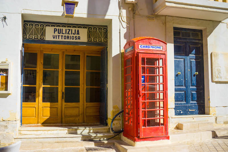 Vittoriosa is a spot to spend one of 3 days in Malta