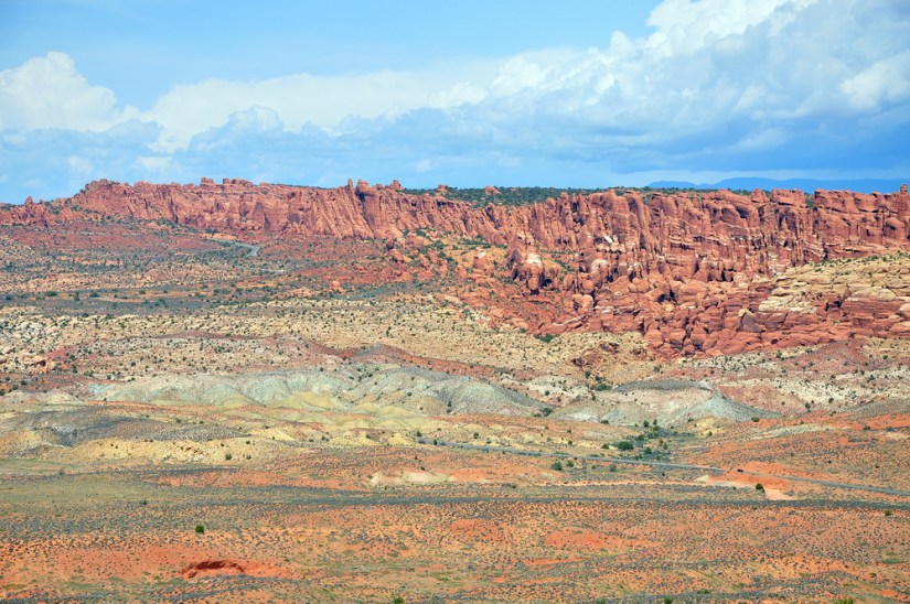 one last look at arches national park before finishing up this itinerary