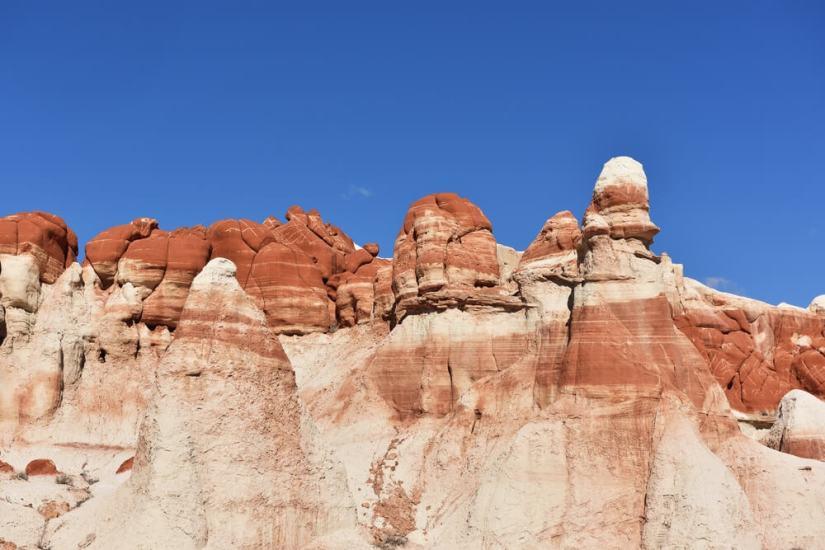 Red rock canyon near Hopi Lands