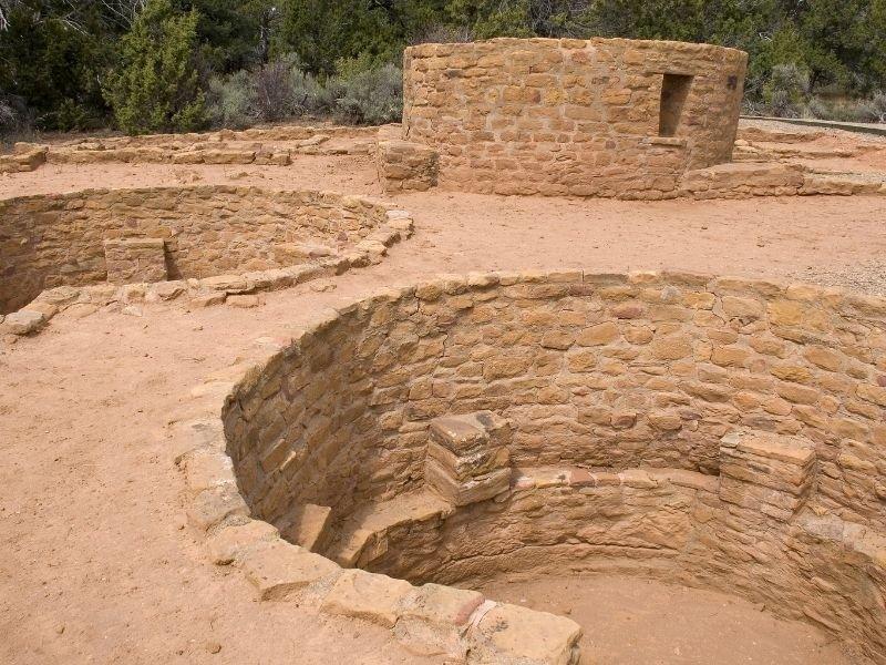 archeaelogical findings at far view in mesa verde