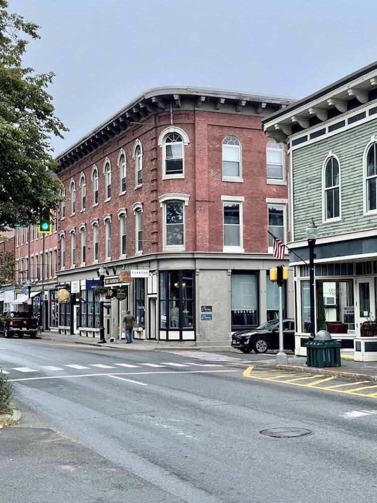 main street of rockland maine