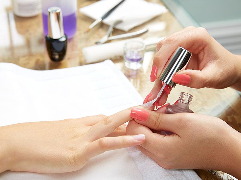 Advanced Nail Painting Training Class