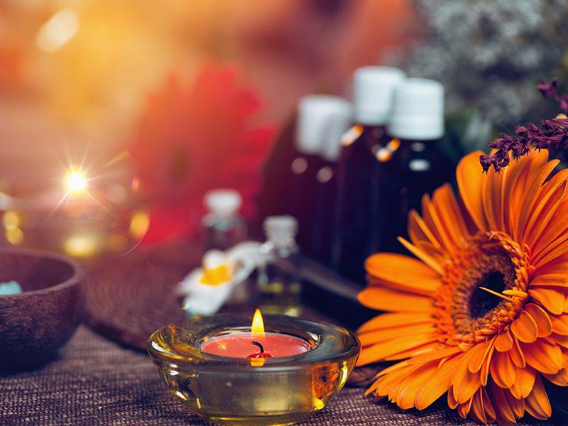 Aromatherapy Beauty School Training Course
