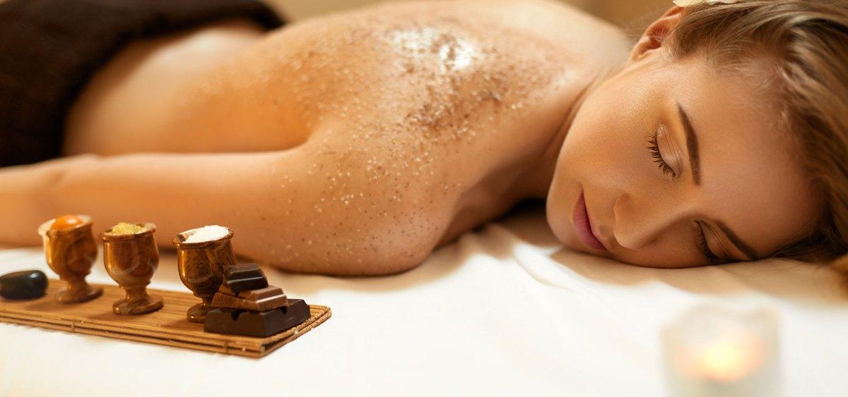 Body Scrub Spa Treatment
