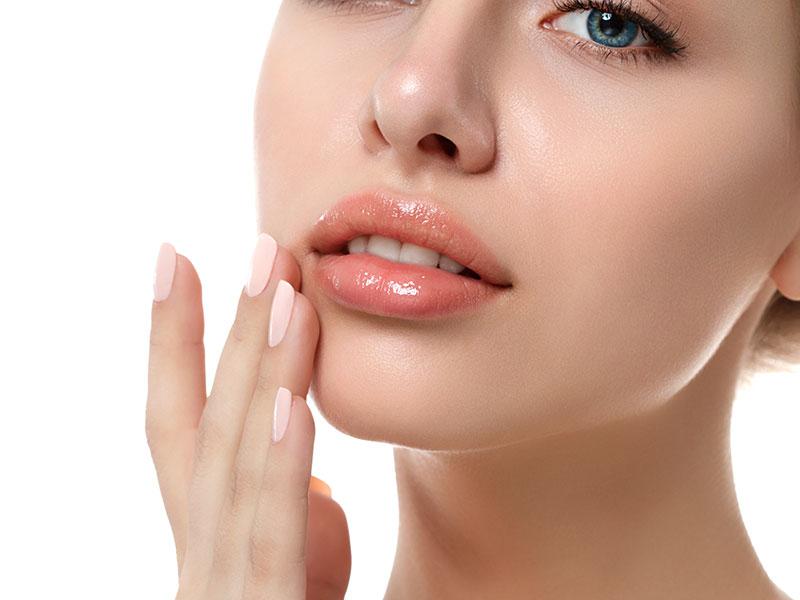 Beautiful Botox Lips