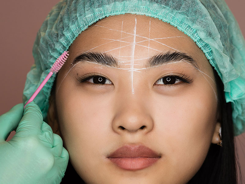 Professional Brow Lamination Course