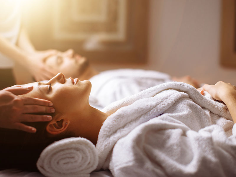 Face & Scalp Spa Massage