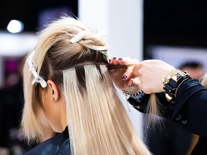 Hair Weaving Training Course