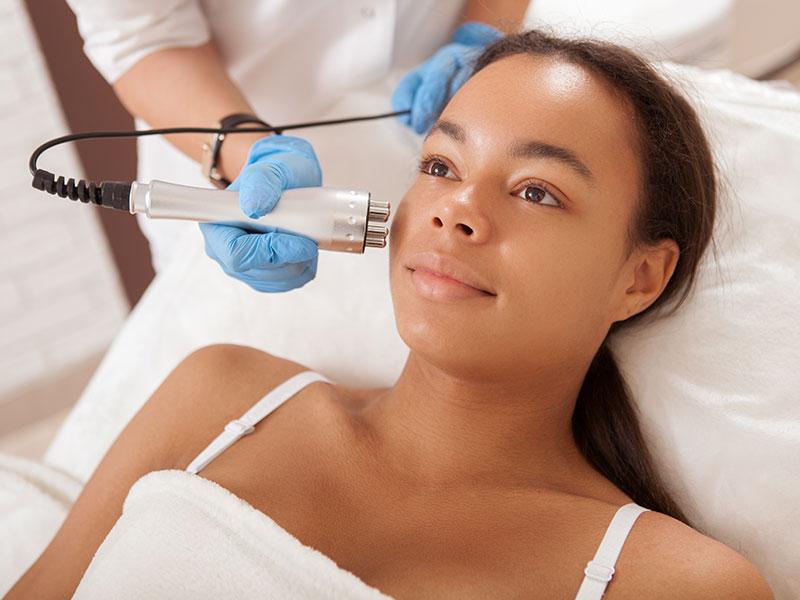 Laser Skin Tightening Treatment Course