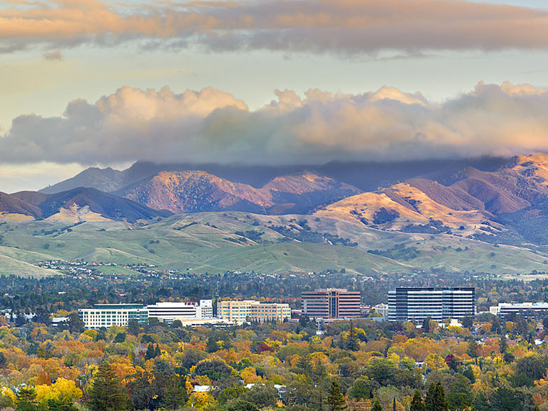 Pleasant Hills, California