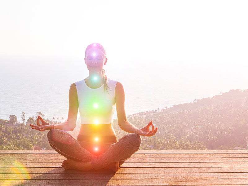 Reiki Healing Energy Chakras