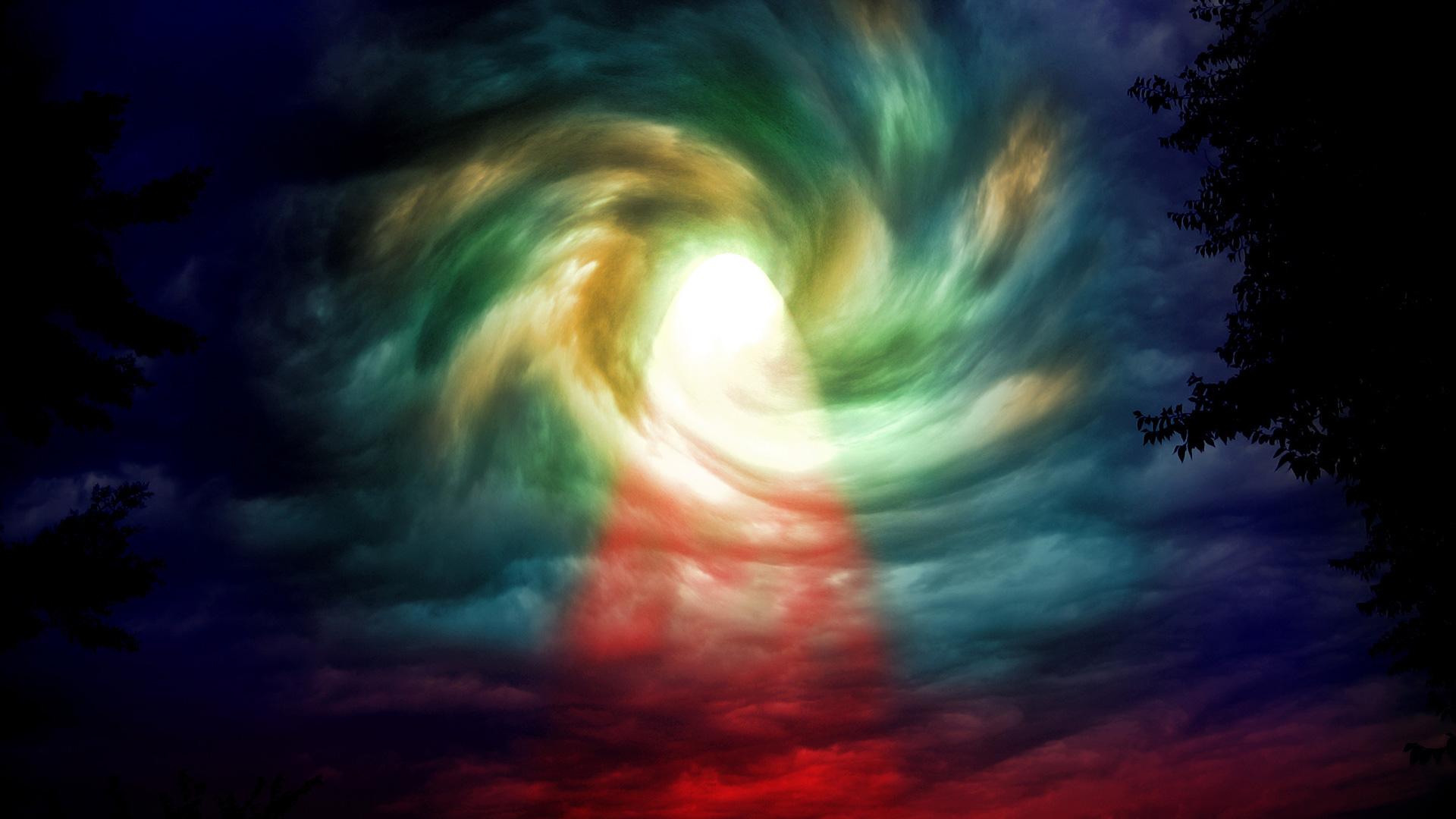 Sky Energy Vortex