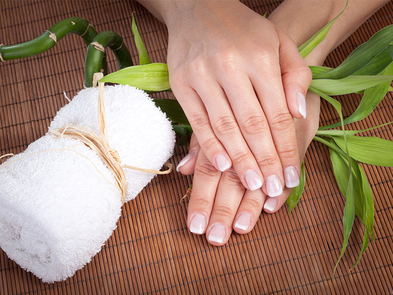 Manicure And Pedicure Beauty School Training