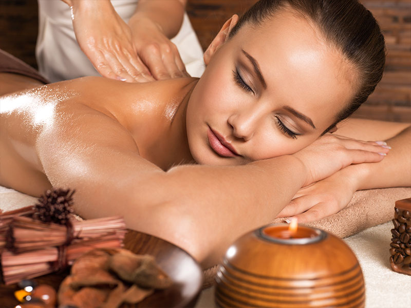 Spa Massage Treatment