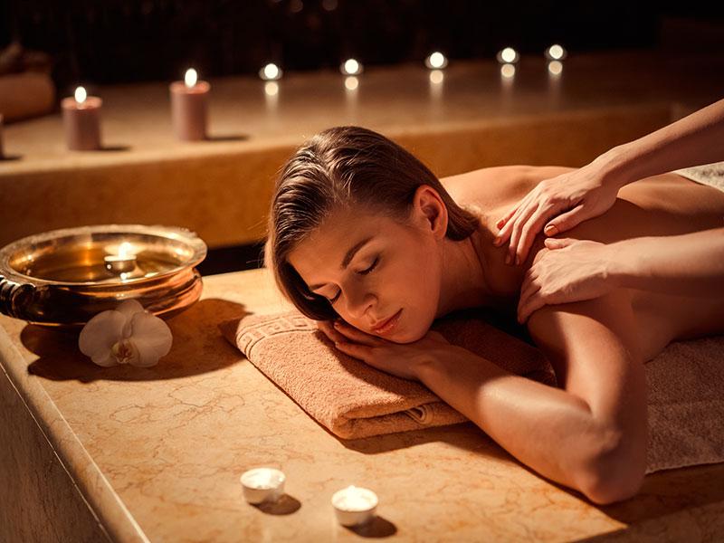 Spa Massage Therapy Class