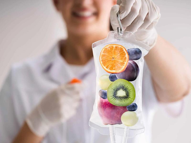 Vitamin IV Drip Treatment Training