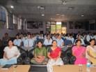 Meditation Class at IPEM, Ghaziabad