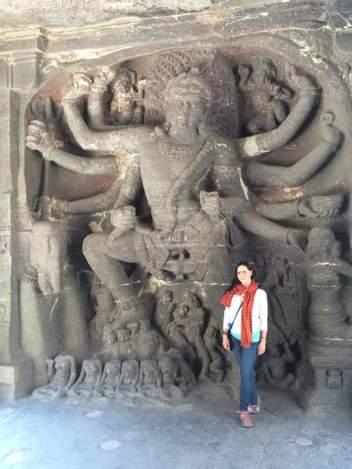 Eliora Caves- Aurangabad India