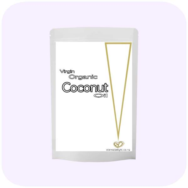 COCONUT OIL. ORGANIC. VIRGIN. ETERNALDELIGHT,CO,NZ