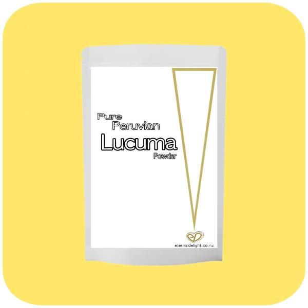 LUCUMA POWDER. ETERNALDELIGHT.CO.NZ